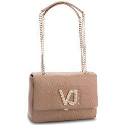 Torebka VERSACE JEANS - E1VSBBI5  70784 723. Brązowe torebki do ręki damskie Versace Jeans, z jeansu. Za 729.00 zł.