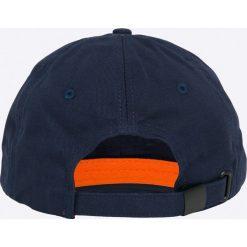 Calvin Klein Jeans - Czapka. Białe czapki i kapelusze damskie Calvin Klein Jeans, z bawełny. Za 159.90 zł.