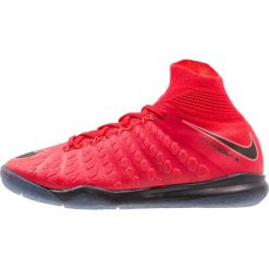 Nike Performance HYPERVENOMX PROXIMO 2 DF IC Halówki university red/black/bright crimson. Buty sportowe chłopięce Nike Performance, z gumy. W wyprzedaży za 343.85 zł.