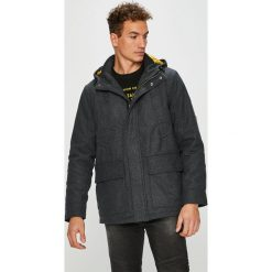 Pepe Jeans - Kurtka Stratford. Czarne kurtki męskie Pepe Jeans, z jeansu. W wyprzedaży za 629.90 zł.