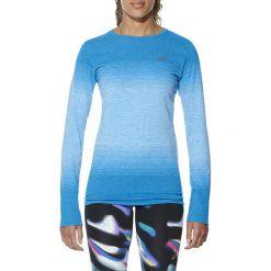 Asics Koszulka fuzeX Seampless LS niebieska r. S (141215 8012). T-shirty damskie Asics. Za 174.44 zł.