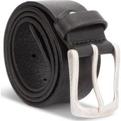 Pasek Męski WRANGLER - Metal Kabel Belt W0B59U101 85 Black. Czarne paski damskie Wrangler, w paski, ze skóry. W wyprzedaży za 159.00 zł.