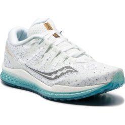 Buty SAUCONY - Freedom Iso 2 S20440-40 Wht. Białe buty sportowe męskie Saucony, z materiału. Za 699.00 zł.
