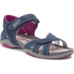 Sandały SUPERFIT - 2-00151-88 Water. Sandały dziewczęce Superfit, z materiału. W wyprzedaży za 249.00 zł.