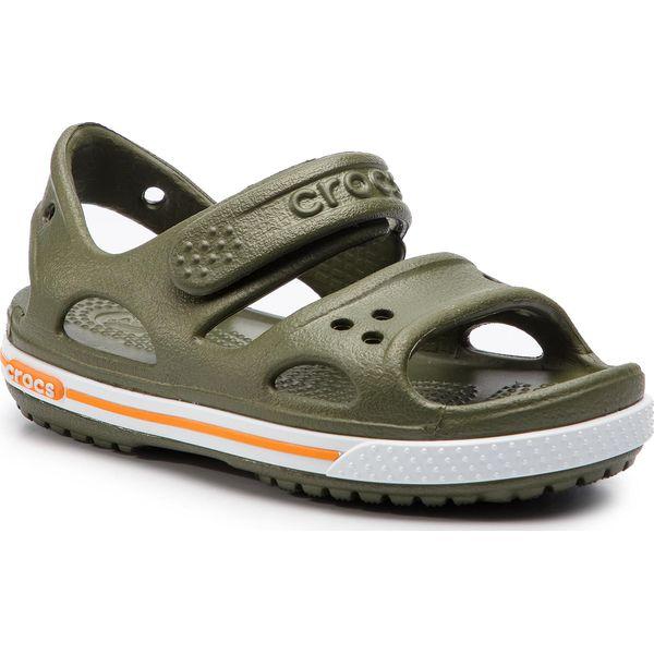 bardzo popularny duża zniżka duża zniżka Sandały CROCS - Crocband II Sandal 14854 Army Green