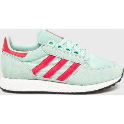 Adidas Originals - Buty Forest Grove. Szare obuwie sportowe damskie adidas Originals, z gumy. Za 329.90 zł.