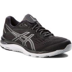 Buty ASICS - Gel-Cumulus 20 1011A008  Black/White 002. Czarne buty sportowe męskie Asics, z materiału. W wyprzedaży za 409.00 zł.