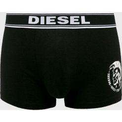 Diesel - Bokserki (3-pack). Czarne bokserki męskie Diesel, z bawełny. Za 199.90 zł.