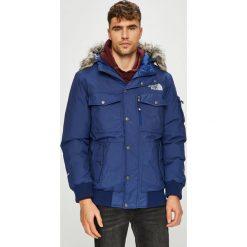 The North Face - Kurtka puchowa. Niebieskie kurtki męskie The North Face, z materiału. Za 1,499.00 zł.