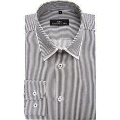 Koszula PATRIZIO Slim 15-03-18-K. Białe koszule męskie Giacomo Conti, z bawełny. Za 169.00 zł.