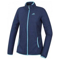 Hannah Bluza Selena Blue Stripe 44. Niebieskie bluzy sportowe damskie Hannah, z materiału. Za 149.00 zł.