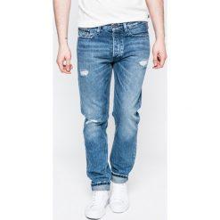 Calvin Klein Jeans - Jeansy. Niebieskie jeansy męskie Calvin Klein Jeans. W wyprzedaży za 339.90 zł.