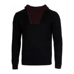 Desigual Sweter Męski Daniel M Czarny. Czarne swetry przez głowę męskie Desigual. W wyprzedaży za 229.00 zł.