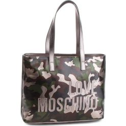 Torebka LOVE MOSCHINO - JC4092PP16LN0957 Camouflage. Brązowe torebki do ręki damskie Love Moschino, ze skóry ekologicznej. W wyprzedaży za 559.00 zł.