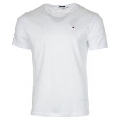 Tommy Hilfiger T-Shirt Męski Xl Biały. Białe t-shirty męskie Tommy Hilfiger. Za 139.00 zł.