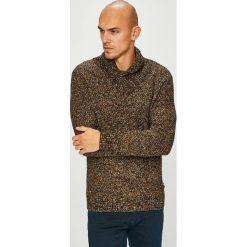 Medicine - Sweter Scottish Modernity. Brązowe swetry przez głowę męskie MEDICINE, z bawełny. Za 169.90 zł.