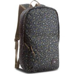 Plecak CONVERSE - 10003331-A13 348. Zielone plecaki damskie Converse, z materiału. W wyprzedaży za 119.00 zł.