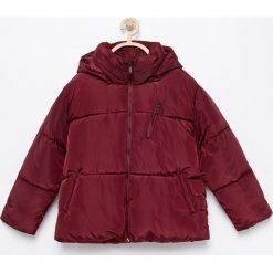 Bardzo ciepła pikowana kurtka - Bordowy. Kurtki i płaszcze dla dziewczynek marki Giacomo Conti. W wyprzedaży za 69.99 zł.