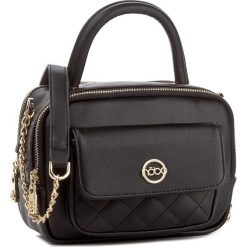 Torebka NOBO - NBAG-D2130-C020 Czarny. Czarne torebki do ręki damskie Nobo, ze skóry ekologicznej. W wyprzedaży za 139.00 zł.