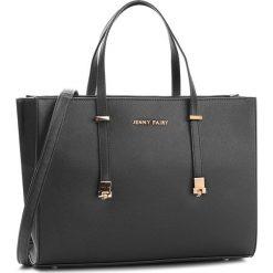 Torebka JENNY FAIRY - RC13355 Black. Czarne torebki do ręki damskie Jenny Fairy, ze skóry ekologicznej. Za 119.99 zł.