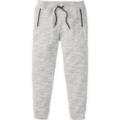 Spodnie sportowe bonprix jasnoszary melanż. Spodnie sportowe męskie marki bonprix. Za 79.99 zł.