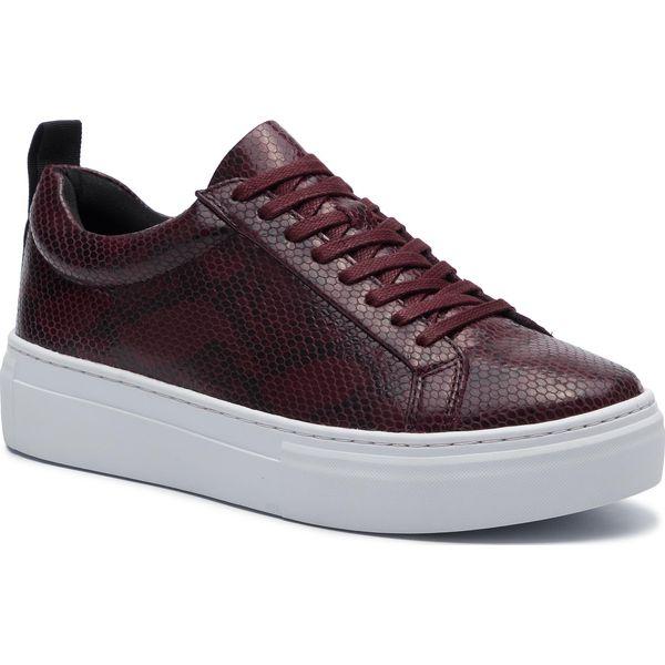 Sneakersy VAGABOND Zoe Platfo 4827 208 38 Wine