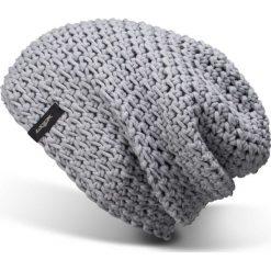 Woox Wiosenna Czapka Krasnal Unisex |Handmade| Popielata Frigus Beanie Silver - Frigus Beanie Silver  -          - 8595564755098. Czapki i kapelusze męskie Woox. Za 84.85 zł.