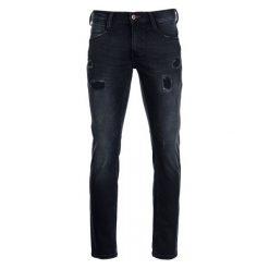 Mustang Jeansy Męskie Oregon 33/32 Ciemnoniebieski. Czarne jeansy męskie Mustang. W wyprzedaży za 249.00 zł.