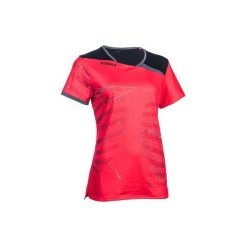 KOSZULKA do piłki ręcznej H500 damska. Czerwone t-shirty damskie ATORKA. Za 59.99 zł.