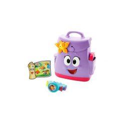 Zabawka interaktywna Fisher-Price Dora mówiący plecak i magiczna bransoletka FNN01. Torby i plecaki dziecięce marki Pulp. Za 103.32 zł.