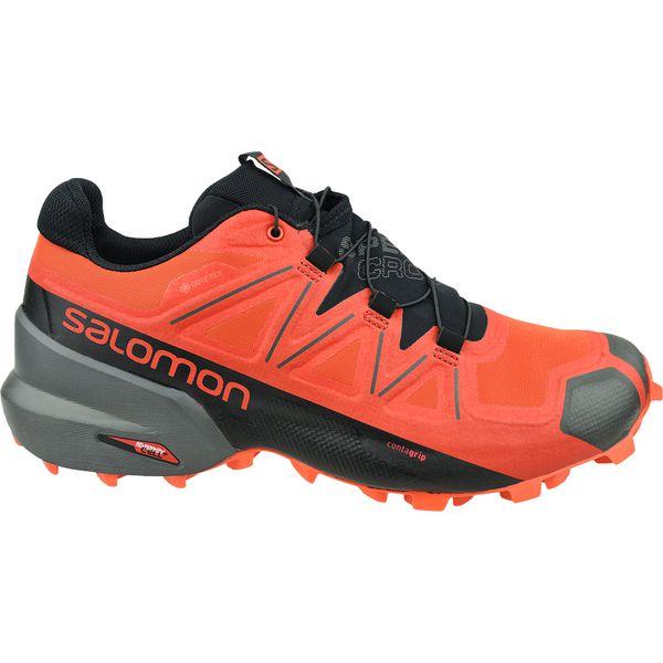 Salomon W Speedcross 5 GTX 407946 błękitne 38 23