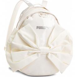 Plecak PUMA - Prime Archive Backpack Bow 075625 02 Whisper White. Białe plecaki damskie Puma, z materiału, eleganckie. W wyprzedaży za 189.00 zł.