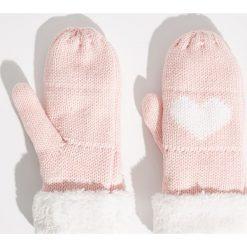 Rękawiczki z jednym palcem - Różowy. Rękawiczki damskie marki House. W wyprzedaży za 19.99 zł.