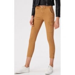 bbdbb1bd123681 Spodnie materiałowe damskie Sinsay - Kolekcja lato 2019 - Chillizet.pl