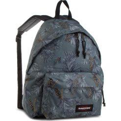 Plecak EASTPAK - EK62057U  Kolorowy Szary. Szare plecaki damskie Eastpak, w kolorowe wzory, z materiału, sportowe. Za 189.00 zł.