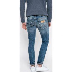 Wrangler - Jeansy Larston BlueE Goods. Jeansy męskie marki bonprix. W wyprzedaży za 239.90 zł.