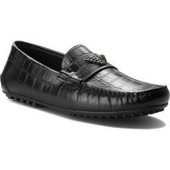 Mokasyny EMPORIO ARMANI - X4B064 XF200 00002 Black. Mokasyny męskie marki Gino Rossi. W wyprzedaży za 1,339.00 zł.