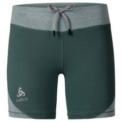 Odlo Spodenki Tights short HANA Zielone r. XL (347741). Spodnie dresowe damskie Odlo. Za 67.54 zł.