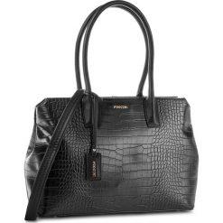 Torebka PUCCINI - BT28598 Czarny 1. Czarne torebki do ręki damskie Puccini, ze skóry ekologicznej. W wyprzedaży za 223.00 zł.