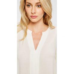 Answear - Bluzka Stripes Vibes. Szare bluzki damskie ANSWEAR, z elastanu, casualowe. W wyprzedaży za 59.90 zł.