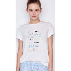 Etam - Top piżamowy Agathe. Szare piżamy damskie Etam. W wyprzedaży za 24.90 zł.