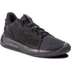 Buty UNDER ARMOUR - Ua Torch Low 3020621-001 Blk. Czarne buty sportowe męskie Under Armour, z materiału. W wyprzedaży za 249.00 zł.