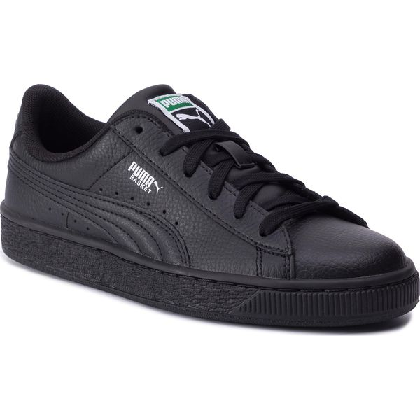Sneakersy PUMA Basket Classic Lfs Jr 364503 03 Puma BlackPuma Black