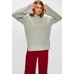 Answear - Sweter. Szare swetry damskie ANSWEAR, z dzianiny. W wyprzedaży za 79.90 zł.