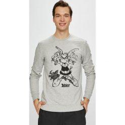 Only & Sons - Bluza. Szare bluzy męskie Only & Sons, z nadrukiem, z bawełny. W wyprzedaży za 119.90 zł.