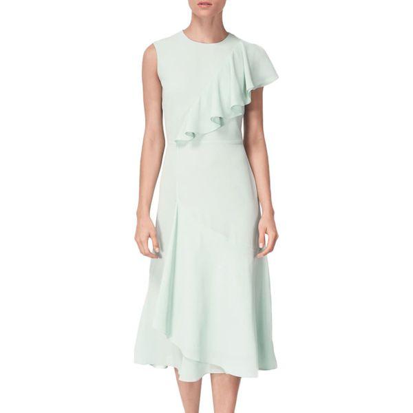 1412e1d39c Sukienka w kolorze miętowym - Niebieskie sukienki damskie marki ...