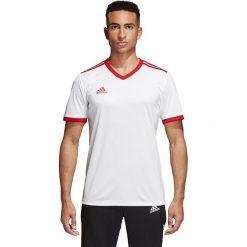 Adidas Koszulka piłkarska Tabela 18 JSY biała r. M (CE1717). Koszulki sportowe męskie marki bonprix. Za 66.99 zł.