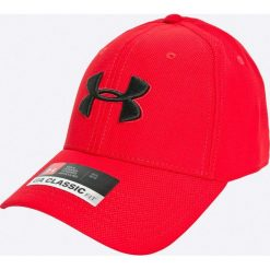 Under Armour - Czapka. Białe czapki i kapelusze męskie Under Armour. W wyprzedaży za 69.90 zł.