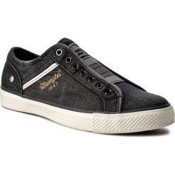 Tenisówki WRANGLER - Starry Slip On Denim WF085267E Black/Denim 337. Trampki męskie marki Converse. W wyprzedaży za 169.00 zł.