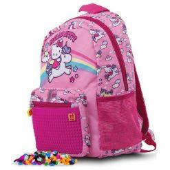 Pixie Crew Plecak Dziecięcy Hello Kitty Z Pikselami. Różowe torby i plecaki dziecięce Pixie Crew. Za 88.00 zł.
